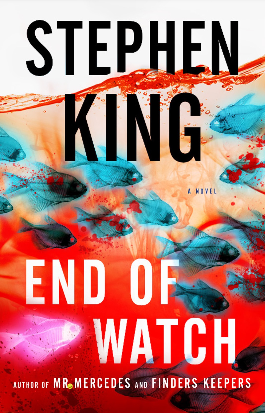 The charnel house news archive it looks like the final part of the bill hodges trilogy end of watch will be released on june 7 2016 currently kings only scheduled book for next fandeluxe Choice Image